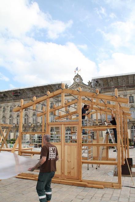 Nancy 2015 le jardin connecte for Halloween 2015 jardin franco allemand sarrebruck