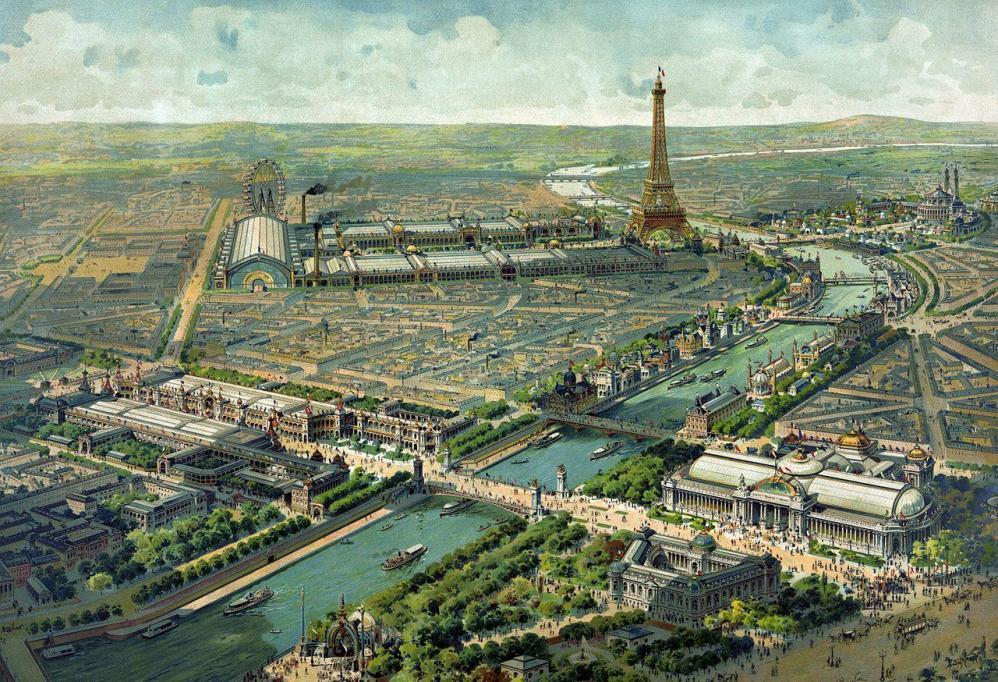 1280px vue panoramique de l exposition universelle de 1900