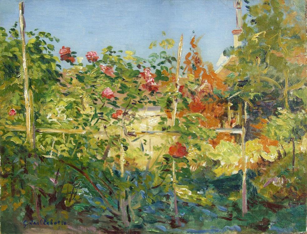 1882 jardin a trouville