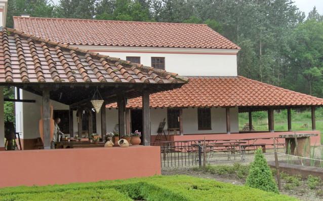 Borg villa romaine 042