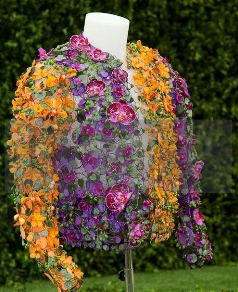 Chelsea flower show londres1