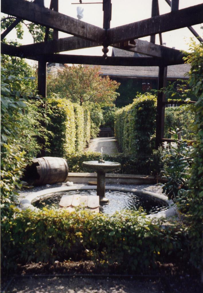 Jardins m di vaux for Jardin yvoire