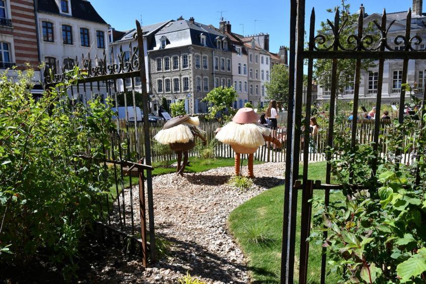 Jardin ephemere 2018 5