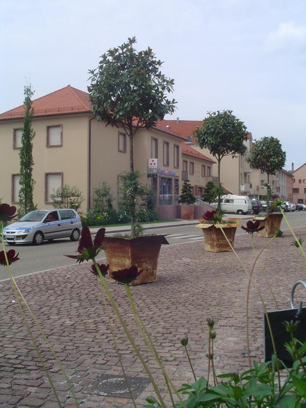 Jury europeen 2006 061 jardin de cleone