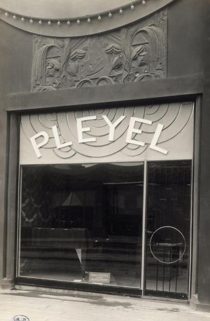 Maciet 309 20 39 expo 1925 pleyel