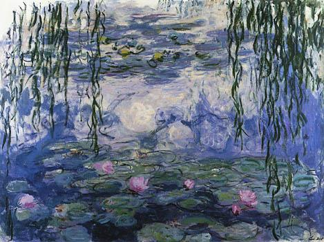 Nympheas de claude monet