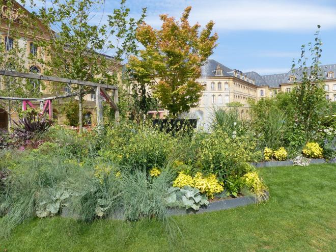 Metz 2016 Jardin Ephemere