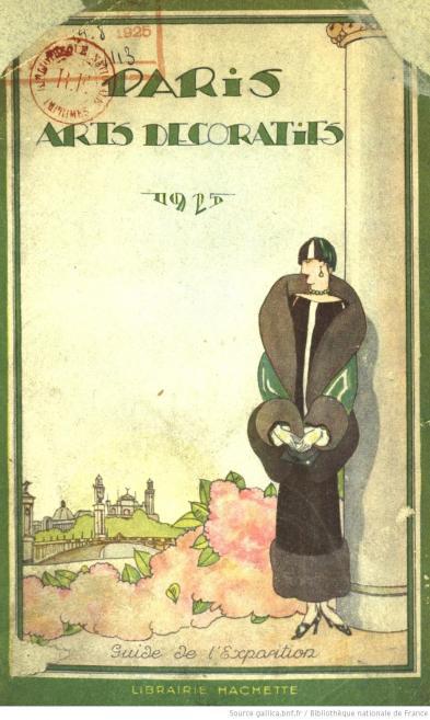 Paris arts decoratifs 1925 bpt6k1654444