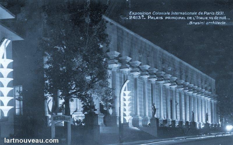 Pavillon d italie 2