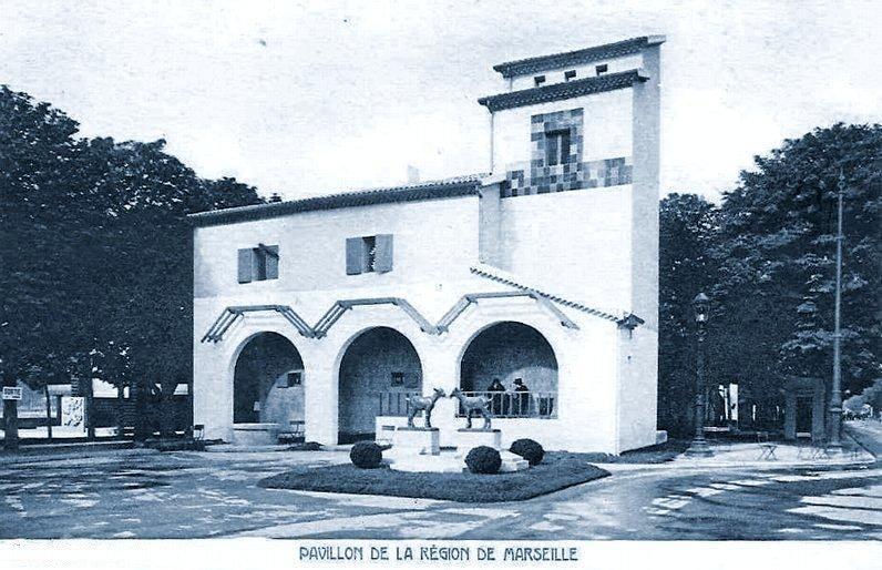 Pavillon de la region de marseille
