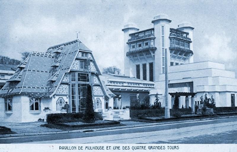 Pavillon de mulhouse