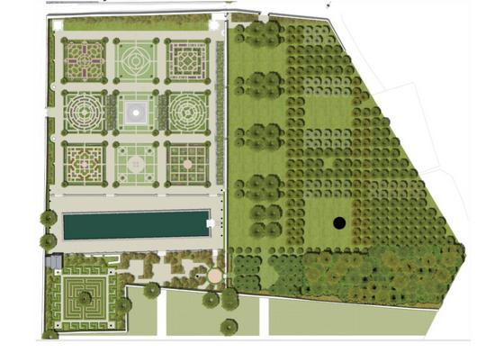 Plan jardins bournazel 2018