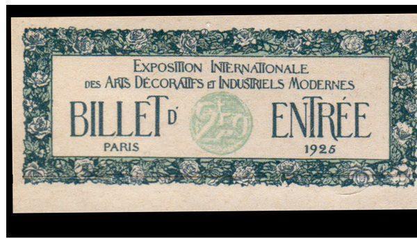 Ticket entree paris 1925 600x345