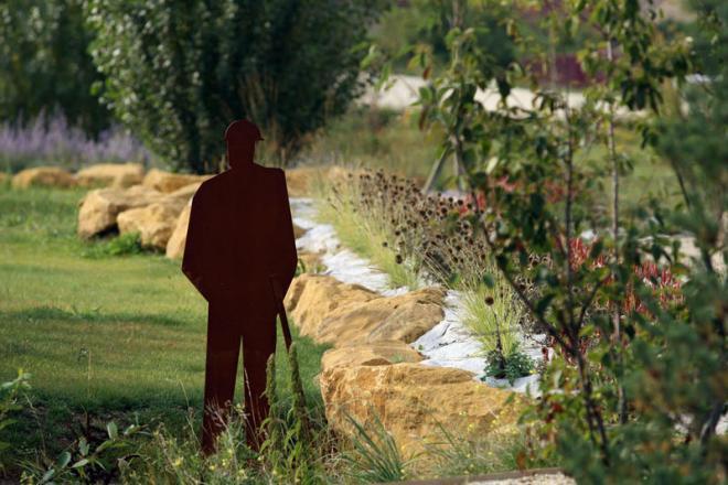 Uckange jardin des traces garten der spuren 2011 05 my xlarge