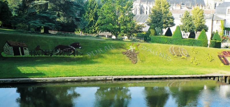 Vendome jardin mosaique 201