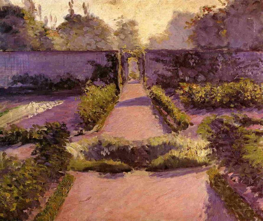 Yerres jardin potager